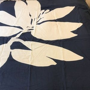 West Elm Bedding - West Elm- Belgian Flax Linen Duvet Cover F/Q